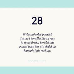 Co tydzień w czwartek znajdziesz jedną, inspirującą wskazówkę, która pomoże Ci odnaleźć więcej czasu i spełniać marzenia :) #tip #wiecejczasu #czas #produktywnosc #produktywność #time #marzenia #cele #wskazówka #timemanagement #marzplanujspelniaj #getshitdone #gettingthingsdone #madama #madamaco #planowanie #organizacja Time Management, Motto, Texts, Chart, Motivation, Instagram Posts, Quotes, Bullet, Quotations