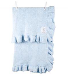 Dolce™ Ruffle Blanket