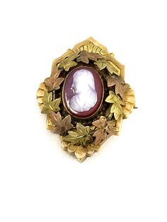 A personal favorite from my Etsy shop https://www.etsy.com/listing/479398666/antique-cameo-brooch-victorian-ornate