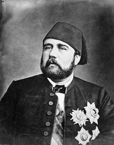 """Isma'il Pasha -, was the Khedive of Egypt and Sudan from 1863 to 1879, when he was removed at the behest of the United Kingdom. Sharing the ambitious outlook of his grandfather, Muhammad Ali Pasha, he greatly modernized Egypt and Sudan during his reign, investing heavily in industrial and economic development, urbanisation, and the expansion of the country's boundaries in Africa.  His philosophy in 1879 was: """"My country is no longer in Africa; we are now part of Europe. SMH"""