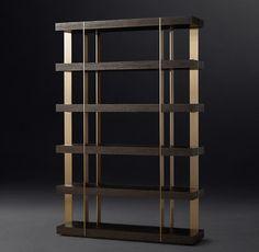 Verrazano Shelving Bookcase Shelves, Display Shelves, Shelving, Shelf, Bookcases, Mood Designer Fabrics, Muebles Home, Storage Mirror, Furniture Vanity