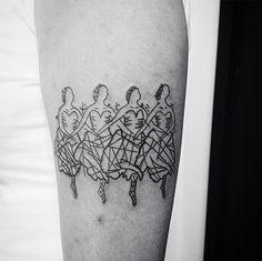 #tattoofriday - Diogo Ferrari, Brasil.