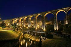 Antiga Ponte Ferroviária de Vouzela - Portugal