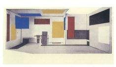 de stijl interior - Google Search
