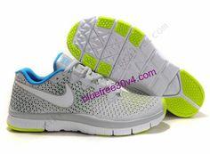 Mens Nike Free Haven 3.0 Wolf Grey White Volt Blue
