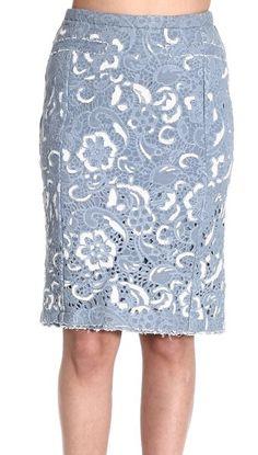 1b6b21cb25 Max Mara Studio Dafne Floral Pencil Skirt   { fashion }   Fashion ...