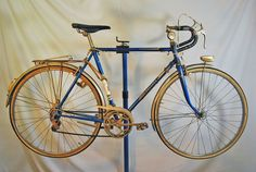 Vintage 1970's Peugeot UE 8 700c Road Racing Bike Randoneur Blue Simplex Touring | eBay