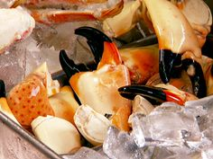 Oyster Rocks at the Rib recipe from Diners, Drive-Ins and Dives via Food Network