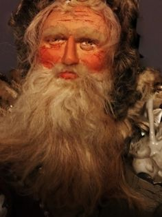 Pretty serious stuff going on in our country Santa, God be with us.