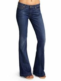 Of course they'd have to be in my size(14/16). No low rise or straight leg. Boot cut. Dark, no light.