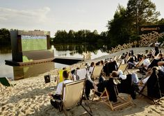 ContiCabana - Client Event to celebrate the FIFA World Cup 2014 - Public Viewing