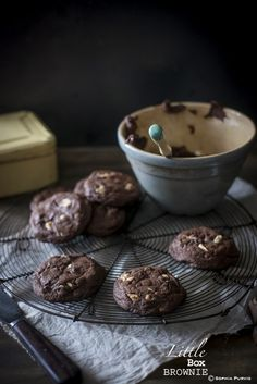 These Gooey Double Chocolate Chip Cookies are super chocolatey, soft and they are ready in 20 minutes!
