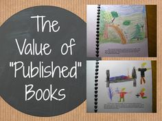 The value of publishing books in the homeschool