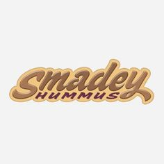 Smadey hummus logo.
