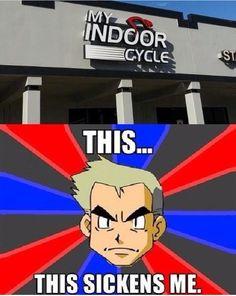 Professor Oak is not amused!  #Pokemon #Jokes