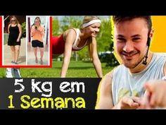 3 Exercícios Simples Para Emagrecer de 3 a 5 KG em 1 Semana, Veja! - YouTube