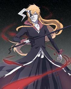 Fighting My Shadow - A Rift in a Soul - Yandere Manga Bleach Ichigo Hollow, Bleach Manga, Ichigo Manga, Bleach Ichigo Bankai, Bleach Fanart, Shinigami, Bleach Characters, Anime Characters, Bleach Pictures