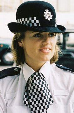 Officer navy female