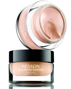 Revlon Colorstay Whipped Crème Makeup: good if you like a full coverage foundation.  It does last and has a nice consistency.  Super bulky packaging.  xoxo