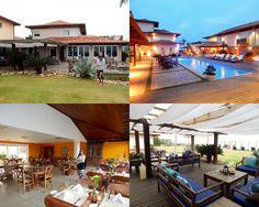 Com serviços de luxo, Villa Rasa Marina é um resort rústico ideal para casamentos à beira mar.