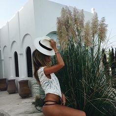 relax #ELLEMERswimwear little black bikini bottoms