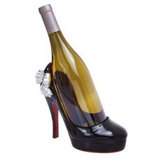Wine bottle holder $35.00