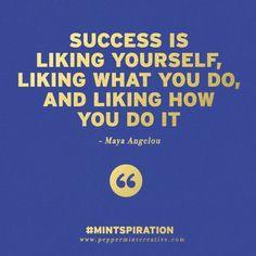 Mint-spirational Monday #lifequote