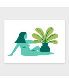 Shop 'Myla' by Lucy Ketchin from The Archipelago Press in Limited edition prints, available on Tictail from Myla, Archipelago, Illustration, Art, Shop, Decor, Pictures, Craft Art, Kunst