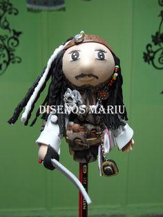 Fofulápiz  Jack Sparrow