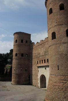 Porta di San Paolo, Roma