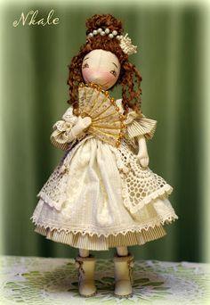 NKALE :-) В каждой игрушке сердце: Жемчужинка)))