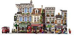 Brick Square and Bricktoria – ArchBrick