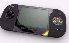 Torna la mitica Sinclair ZX Spectrum, consolle in versione mobile con giochi originali #sinclair #zx #spectrum #videogame