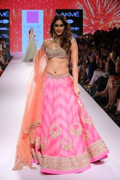 Lakmé Fashion Week – ANUSHREE REDDY AT LFW SR 2015 Bollywood Actress Hot Photos, Bollywood Girls, Beautiful Bollywood Actress, Bollywood Celebrities, Indian Bridal Lehenga, Indian Beauty Saree, Beautiful Girl Indian, Most Beautiful Indian Actress, Indian Dresses