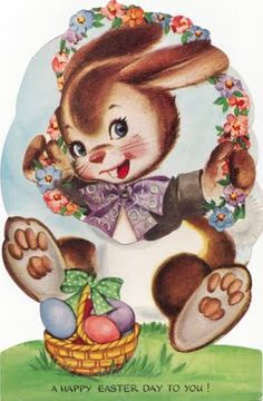 """Again, I would photoshop the word """"Easter"""" out of them if I used them. Ostara"""