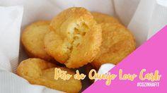 Pão de Queijo Low Carb   #cozinhafit - YouTube