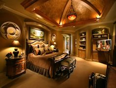 Luxurious Master Bedroom Designs