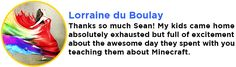 Lorraine du Boulay - Parent