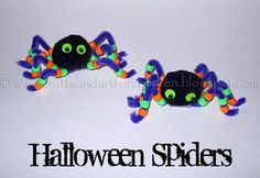 Halloween Crafts from Crafts-N-Things for Children