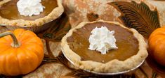 Marijuana Recipes - Mini Pumpkin Pies - cannabis infused pumpkin pies, the perfect holiday dessert!