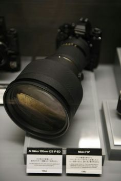 """Nikon, one of the RARE breed, 300mm f2S AI IF ED, also in f/2 AIS ED,  MOST were rebuilt into motion picture mounts by studios, prime examples now (2016) are $35,000 - $50,000 like it's big (more costly) brothers the 2000mm f11 and 1200mm-1700mm zoom,big, rare big glass. Had the pleasure of being """"keeper"""" of one 300mm f2, sold it,(to rare to use) , kept a 300mm f/2.8 for work."""