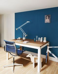 1000 images about peinture on pinterest bureaus oak With couleur mur bureau maison 13 decoration maison usa