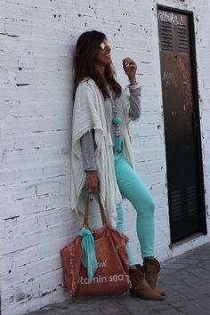 turquoise - mytenida http://stylelovely.com/mytenida/2017/05/turquoise-5