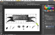 tutorial | how to make Photoshop brushes from watercolors | Akula Kreative