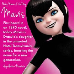 Our #BabyNameoftheDay was a sensation a century ago. Could Mavis be making a comeback in 2015?