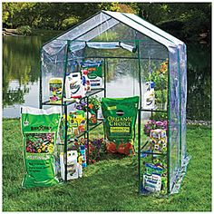 Going to get one of these today to start seeds indoors for Walk in greenhouse big lots