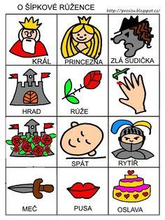 Pro Šíšu: Povídáme pohádky podle obrázků Teaching English, Language, Games, School, Note Cards, Cards, Languages, Gaming, Plays