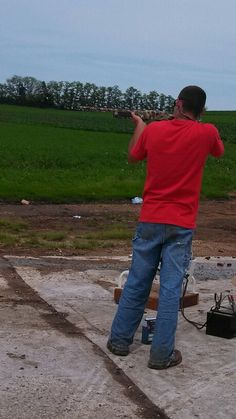 Shootin clays