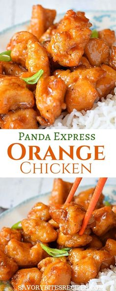 Try this easy and best orange chicken recipe just like from Panda Express,with crispy chicken stir fry and tossed in very delicious and best sauce to make this as great side dish to have along with fried rice,chowmein,lo mein of your choice! Orange Chicken Sauce, Easy Orange Chicken, Sauce For Chicken, Crispy Chicken, Recipe Chicken, Chinese Orange Chicken, Easy Baked Orange Chicken Recipe, Fried Chicken Side Dishes, Orange Glazed Chicken