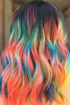 Unicorn Rainbow Hair: Are you looking for a special, colorful hair effect to rock this season? Unicorn hair is the trend you have to try if you want to unleash your gorgeous, magical soul.